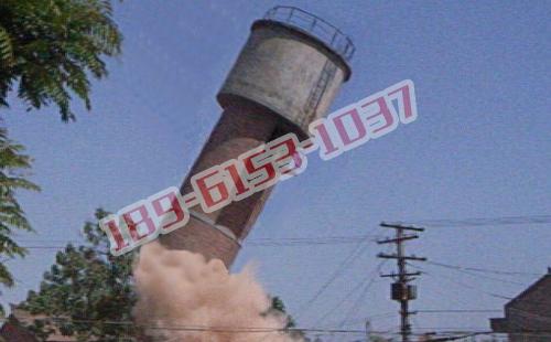 日照60米砖烟囱拆除_砖烟囱人力拆除